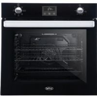 Belling BI602FPCTBLK 73L Built-In Electric Single Oven